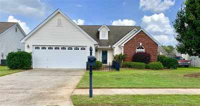 Byron Single Family Home For Sale: 114 Browning Pointe