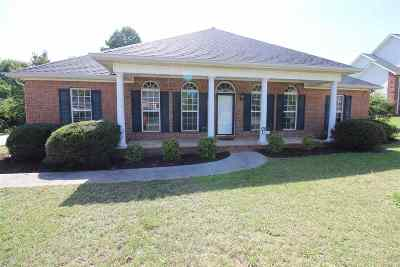 Macon Single Family Home For Sale: 2037 Derbyshire Drive