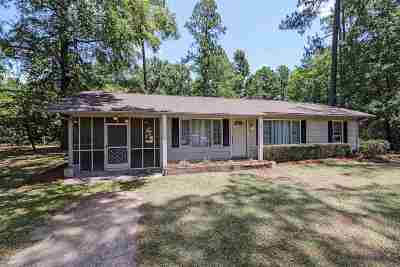 Perry Single Family Home For Sale: 1280 Golden Isles Parkway