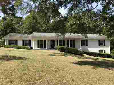 Macon Single Family Home For Sale: 3092 Ashby Drive