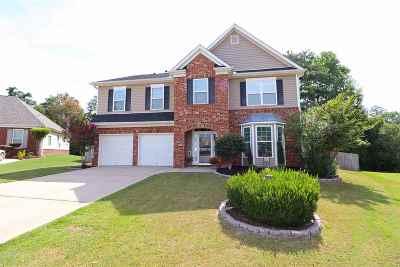 Kathleen GA Single Family Home For Sale: $232,900