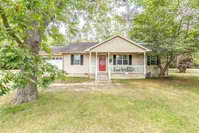 Macon Single Family Home For Sale: 2675 Walden Road