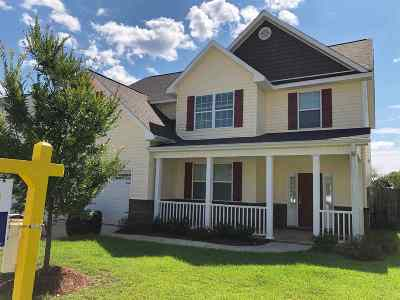 Perry Single Family Home For Sale: 314 Rippling Water Way