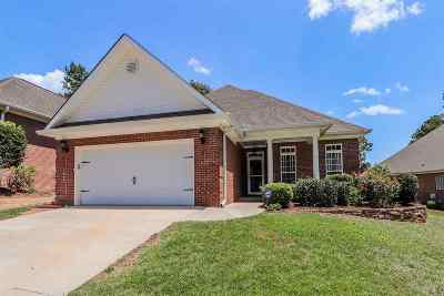Warner Robins Single Family Home For Sale: 109 Bear Lake Drive