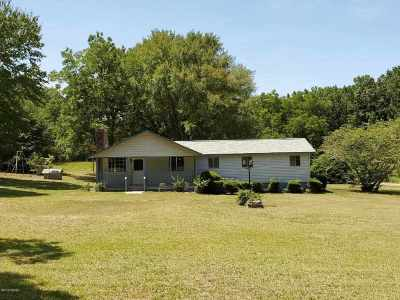 Macon Single Family Home For Sale: 5996 Sardis Church Road