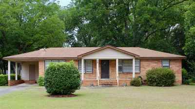 Macon Single Family Home For Sale: 5671 Whippoorwill Drive