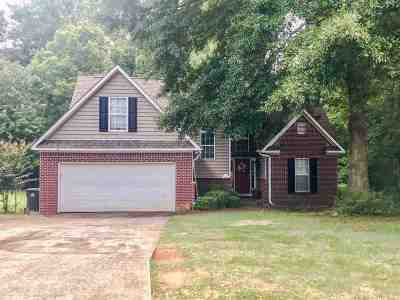 Macon Single Family Home For Sale: 108 Northridge Drive