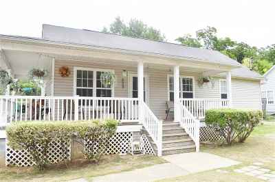Macon Single Family Home For Sale: 629 Hanson Street