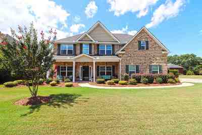 Kathleen Single Family Home Contingent: 105 Red Hawk Pointe