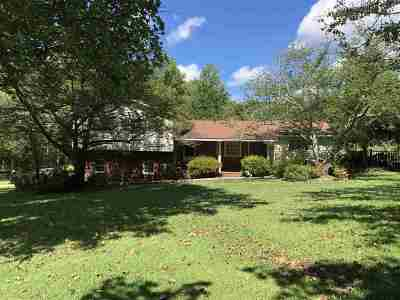 Macon Single Family Home For Sale: 4425 Knight Road