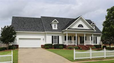 Single Family Home For Sale: 220 Silk Tree Trace
