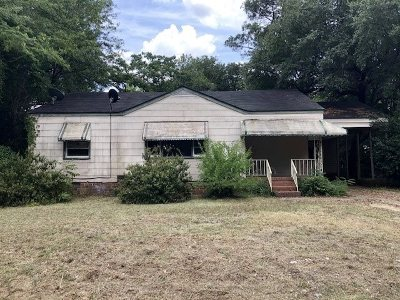 Macon Single Family Home For Sale: 2516 Locksley Drive