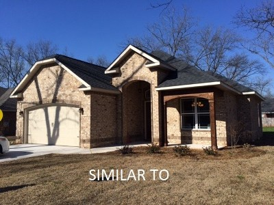 Perry Single Family Home For Sale: 502 Legacy Park Drive