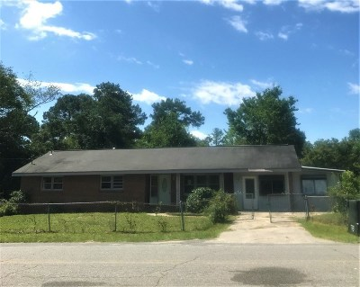 Warner Robins Single Family Home Verbal Agreement: 403 Mauk Circle