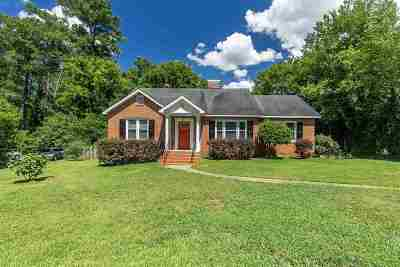 Macon Single Family Home For Sale: 515 Pinecrest Road