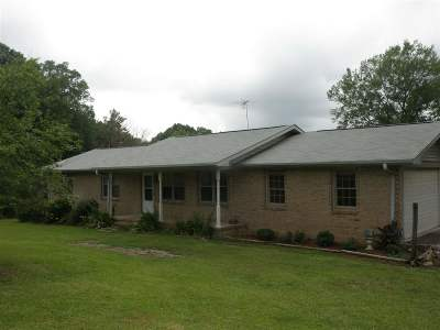 Macon Single Family Home For Sale: 2641 Ridge Road