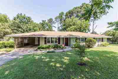 Warner Robins Single Family Home For Sale: 1009 Elberta Road