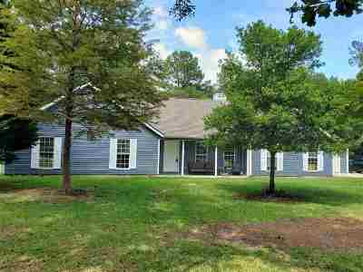 Macon Single Family Home For Sale: 2795 Pearson Circle