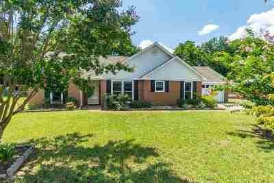 Warner Robins Single Family Home For Sale: 113 Settlers Trail