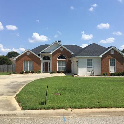 Warner Robins Single Family Home Verbal Agreement: 110 Ivey Court