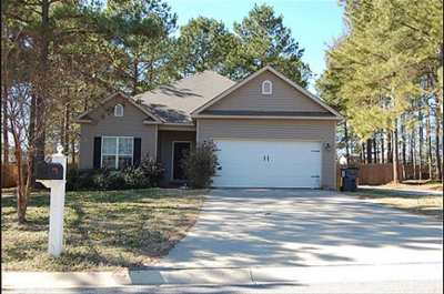 Perry Single Family Home For Sale: 203 Longhorn Trail