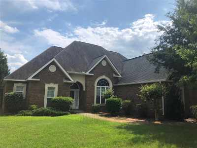 Warner Robins Single Family Home For Sale: 401 Rose Hill Drive