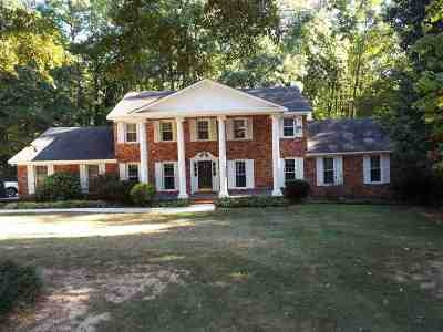 Macon Single Family Home For Sale: 4671 Oxford Circle