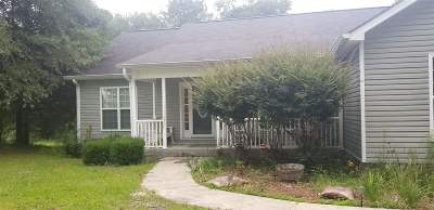 Fort Valley Single Family Home Verbal Agreement: 2801 Walton Road