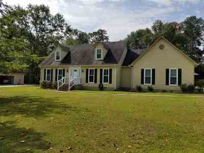 Macon Single Family Home For Sale: 120 White Pine Court