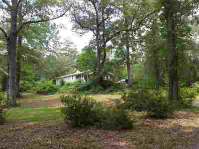 Fort Valley Single Family Home For Sale: 2275 E Houze Road