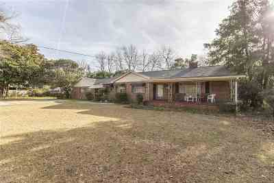 Macon Single Family Home For Sale: 5730 Houston Rd