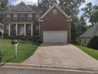 Macon Single Family Home For Sale: 207 Baylor Ct