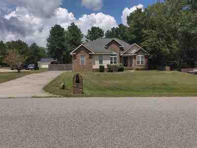 Macon Single Family Home For Sale: 222 Natchez Trce