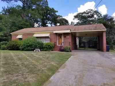 Warner Robins Single Family Home For Sale: 116 Draper Street