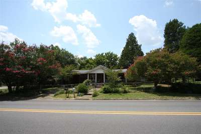 Macon Single Family Home For Sale: 4657 & 4647 Bishop Road