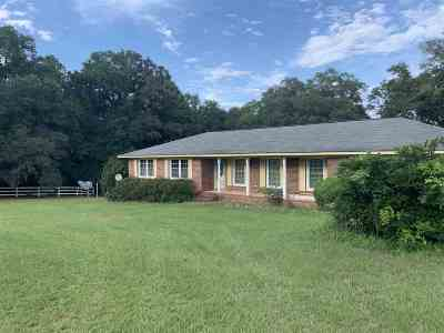 Fort Valley Single Family Home For Sale: 2742 Taylors Mill Road
