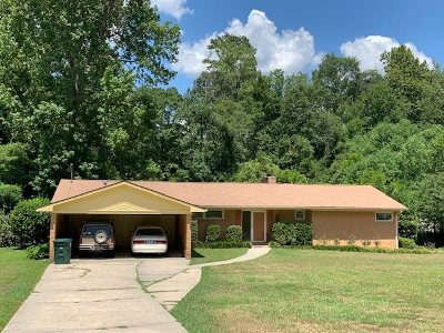 Macon Single Family Home For Sale: 2939 Crestline Drive