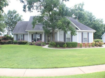 Warner Robins Single Family Home For Sale: 107 Robinson Way