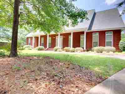 Kathleen Single Family Home For Sale: 103 Carrington Court