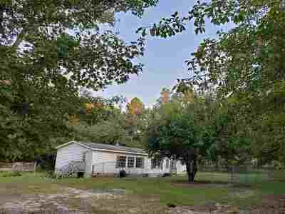 Macon Single Family Home For Sale: 599 Henderson Rd