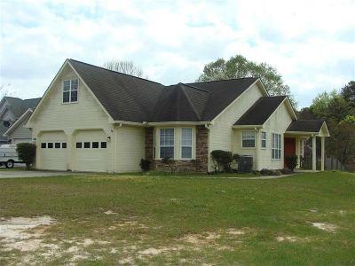 Warner Robins Single Family Home For Sale: 201 Bayside Drive