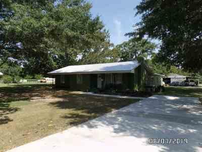 Perry Single Family Home For Sale: 200 Farm Estates Road