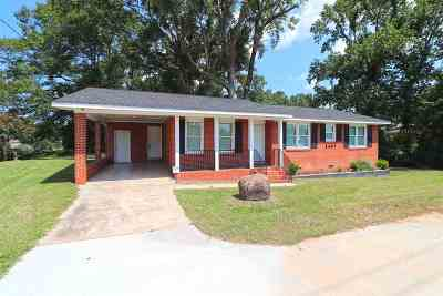 Macon Single Family Home For Sale: 3507 Hartley Bridge Road