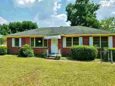Macon Single Family Home Verbal Agreement: 4050 Nisbet Road
