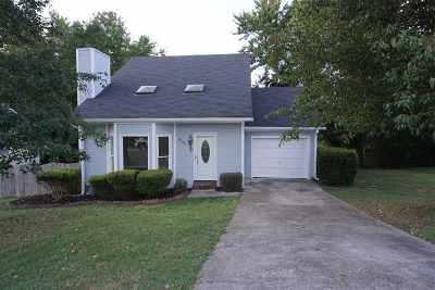 Macon Single Family Home For Sale: 535 Shadow Moss Drive