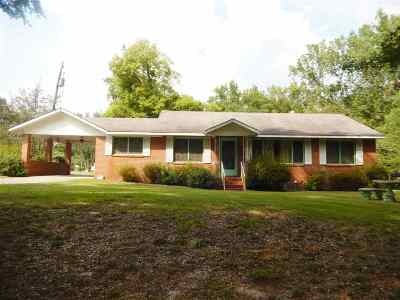 Macon Single Family Home For Sale: 605 Indian Circle