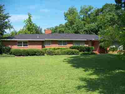 Fort Valley Single Family Home For Sale: 415 Hardeman Avenue