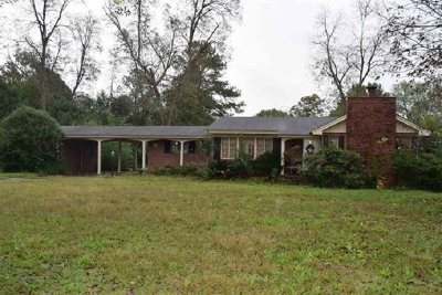 Macon Single Family Home For Sale: 4238 Jones Rd