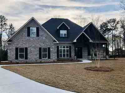 Houston County, Peach County Single Family Home For Sale: 205 Altamaha Way
