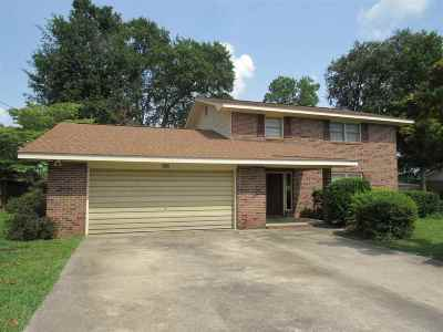 Warner Robins Single Family Home For Sale: 209 Kimberly Road